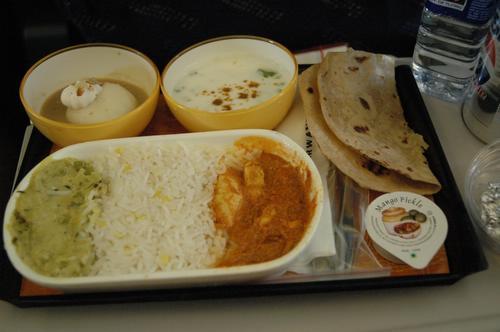 Yummy Indian food!
