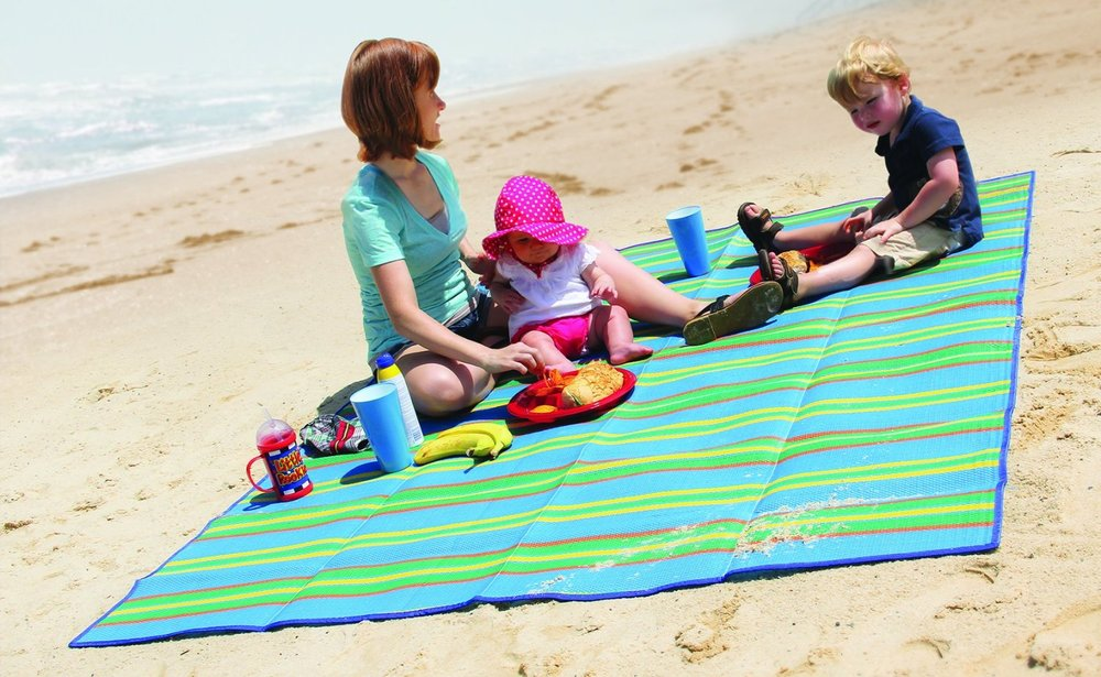 Beach mat....lesser favourite, nevertheless we love it!