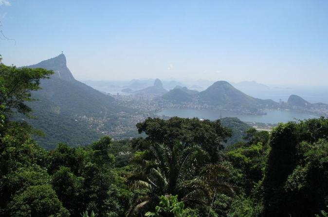 Tijuca Rainforest