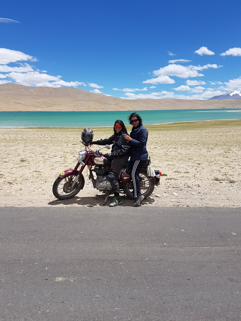 The enchanting moments of Manali to Leh bike trip
