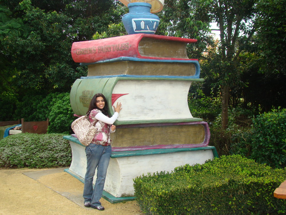Story book garden