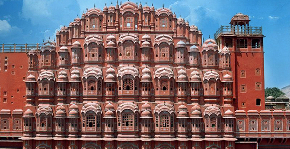 Hawa Mahal- Palace of Wind