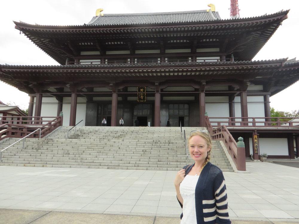 Me in Japan