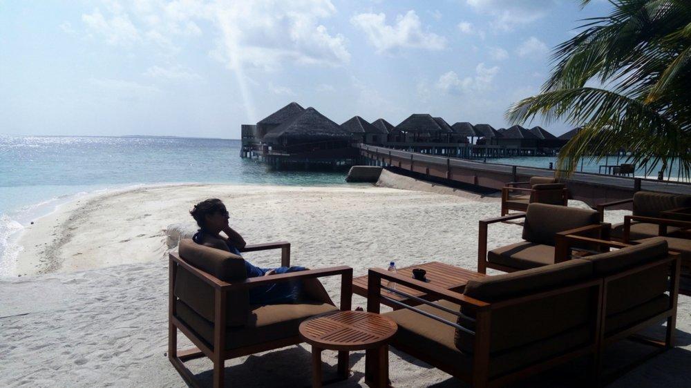 Adaaran Prestige Vadoo beach
