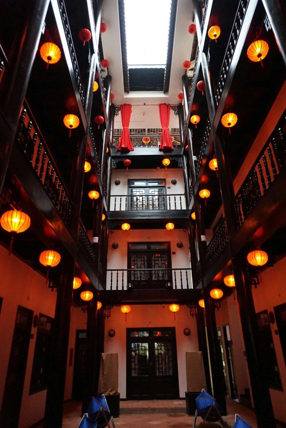 Q Hao Hostel, Ohu Quoc