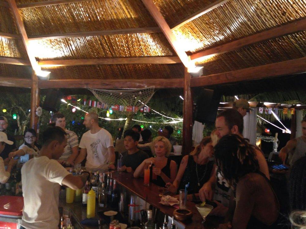 Sun set bar , Phu Quoc