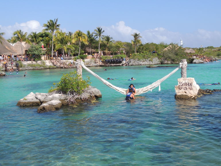 Xel Ha Water Park, Cancun