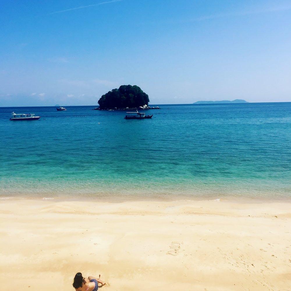 Rengis Island, Malaysia