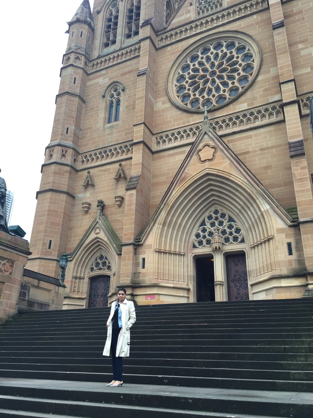St. mary Cathedral Sydney