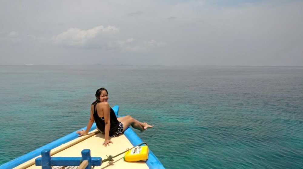 Snorkeling at Meeru Resort Maldives