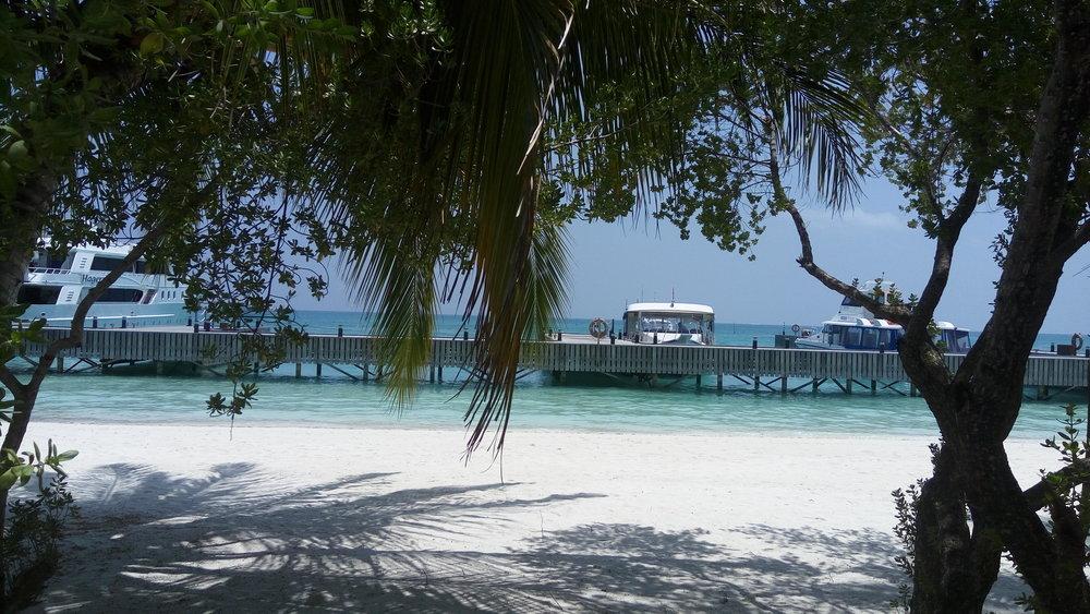 Hagern at Meeru Resort