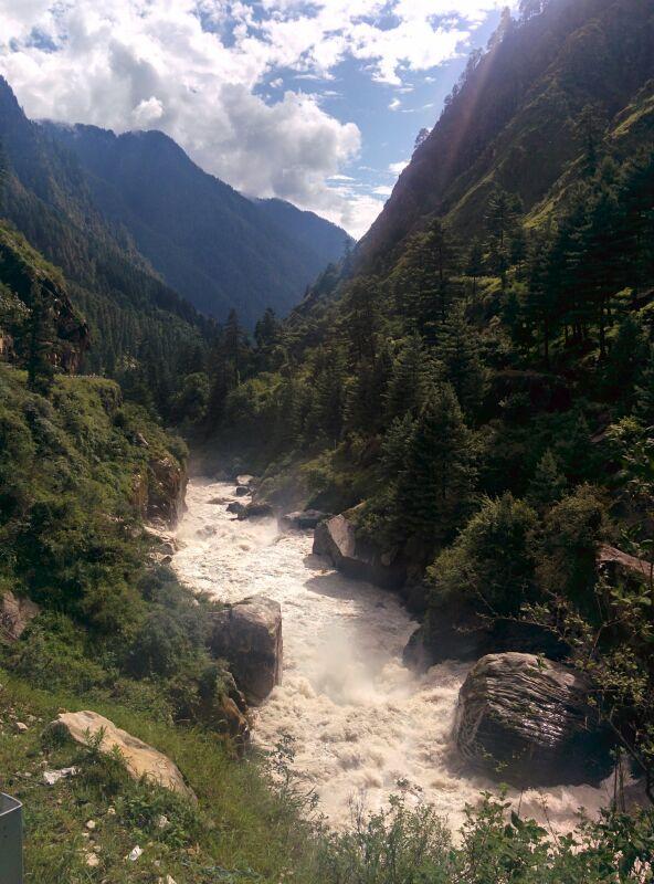 Kheerganga Trek, himachal Pradesh