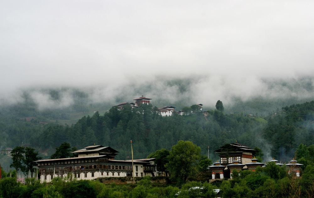 Ugyenchholing Dzong, Bhutan