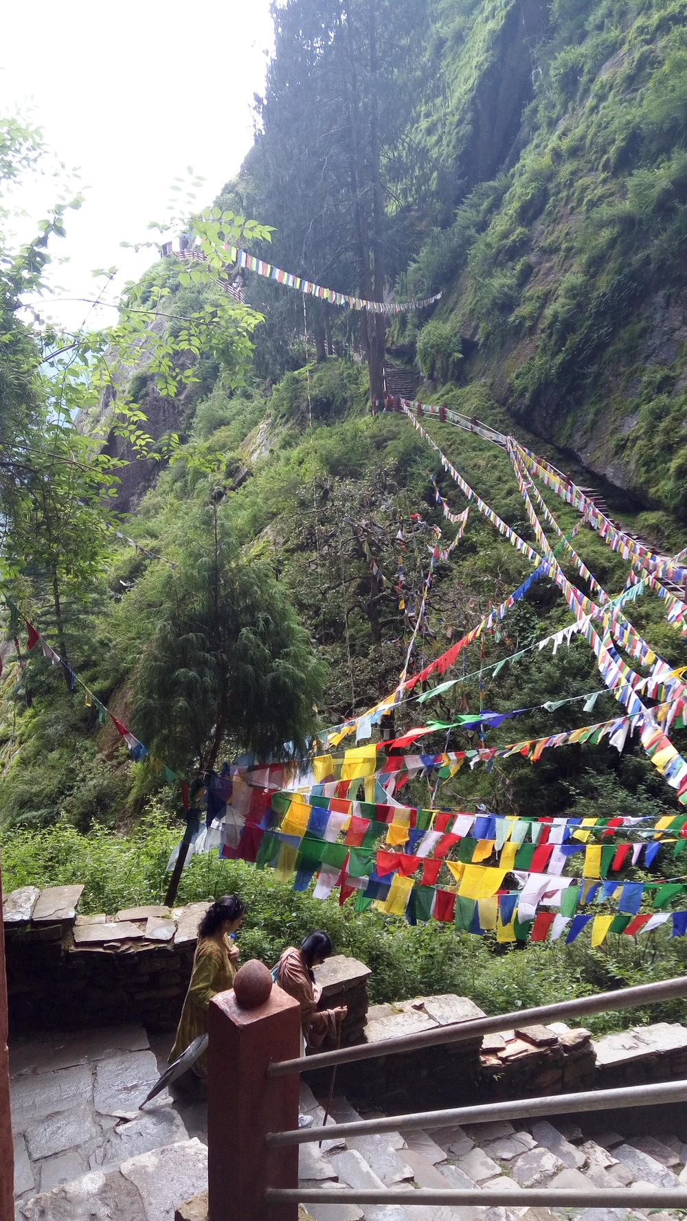 Trek to Taktsang Monastery