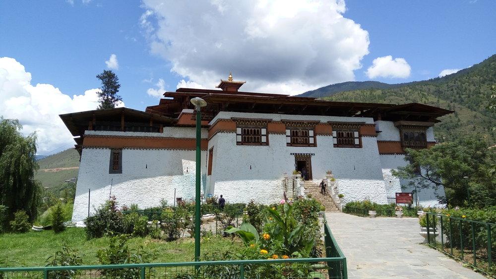 Royal Dzong, Thimphu