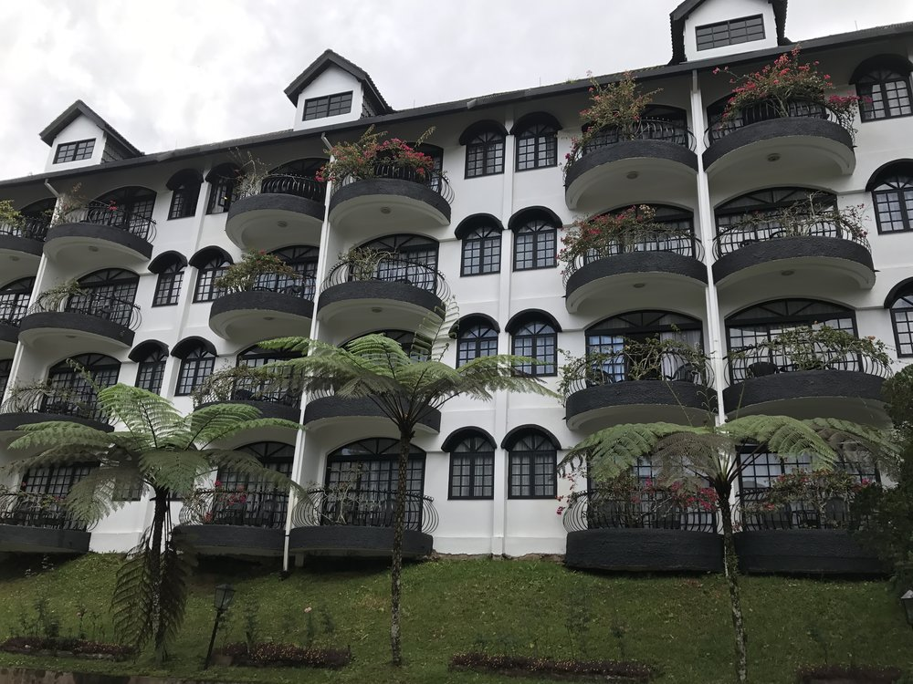 Strawberry resorts, Cameron Highlands