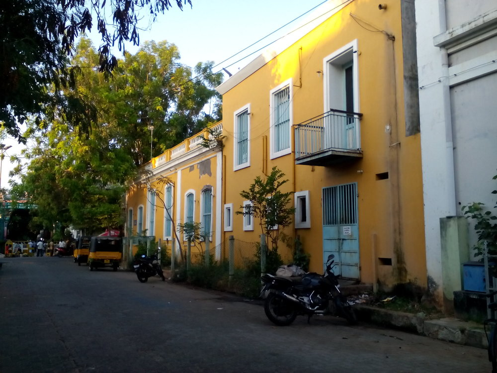 Puducherry Pondicherry India