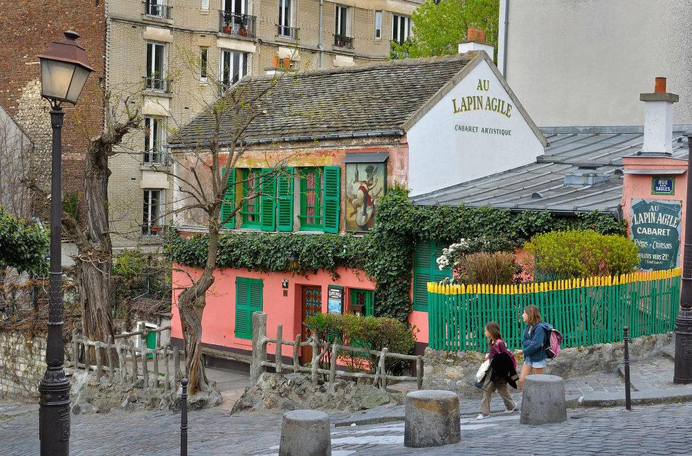 Au Lapin Agile Paris Cabaret