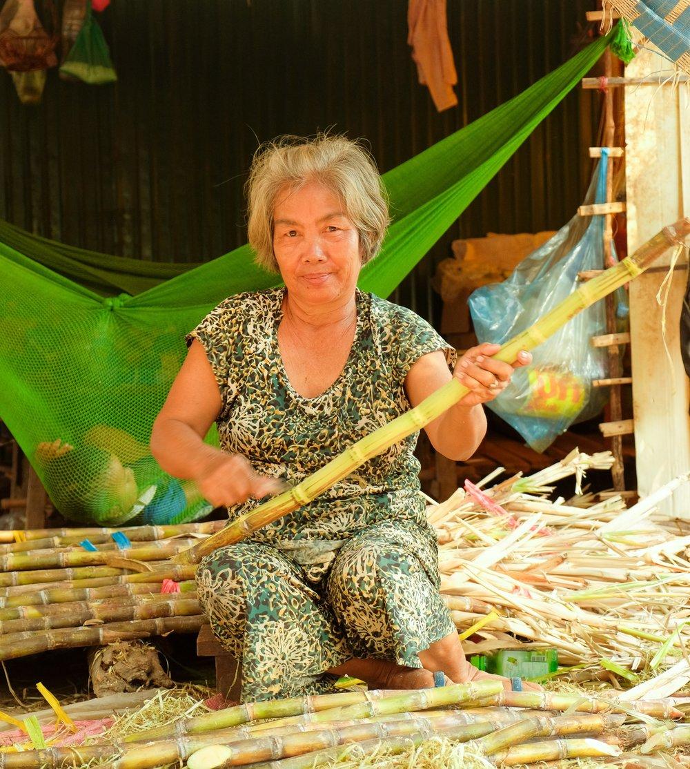 Battambang traditonal livelihoods