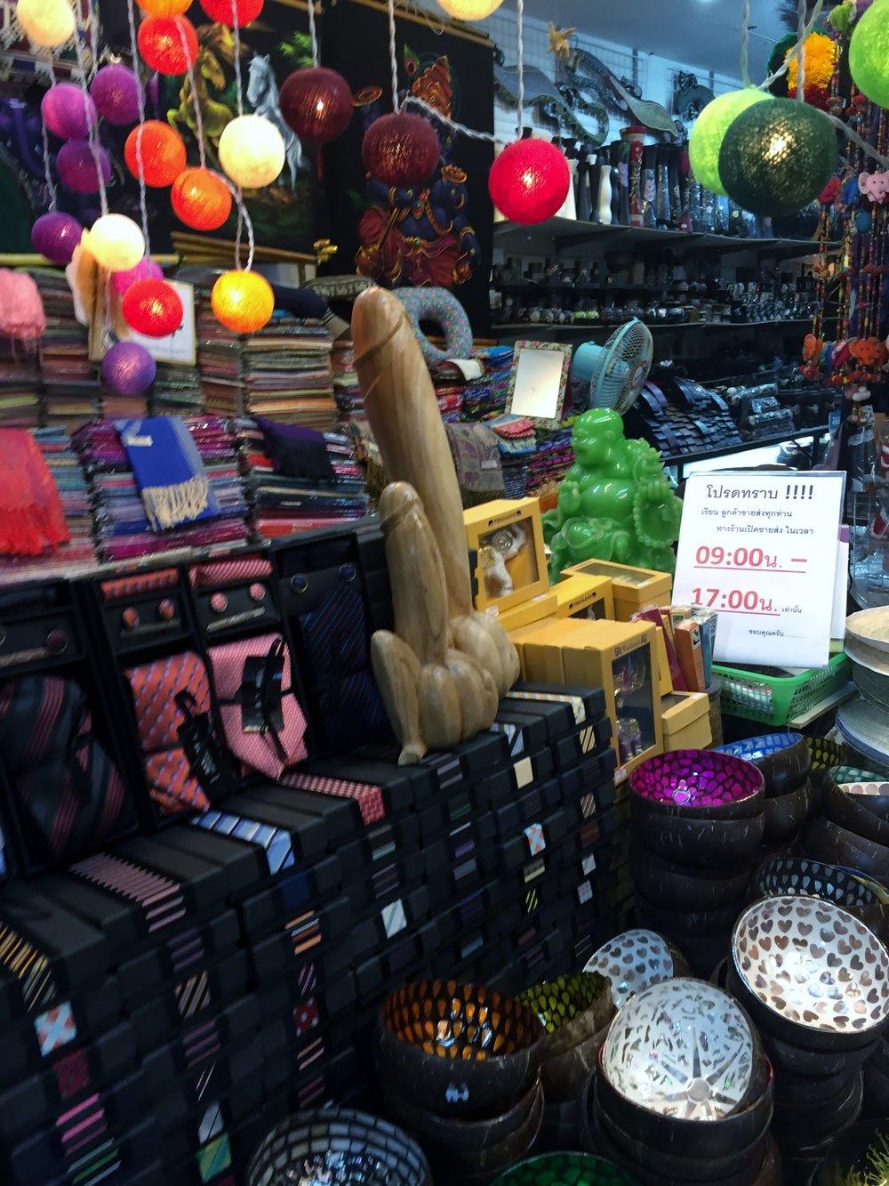 Krabi shopping