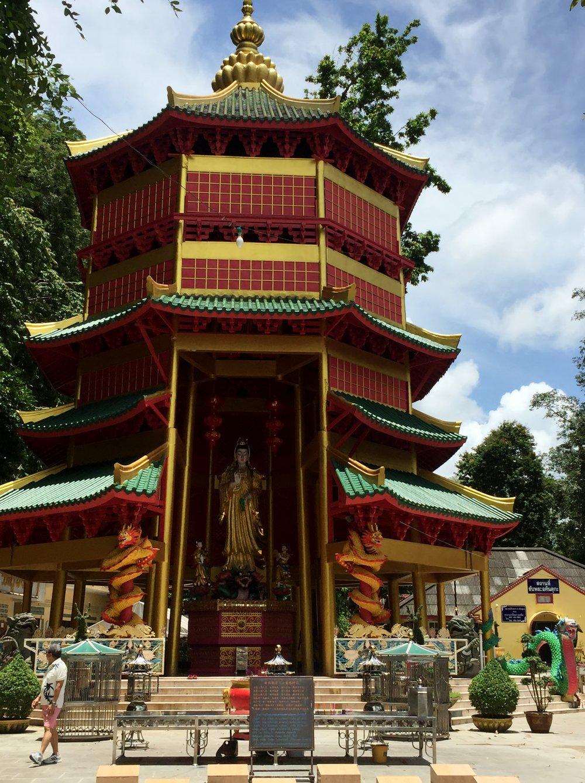 Wat Tham Thua Temple, Krabi