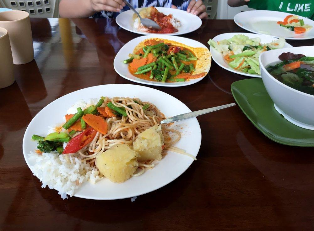 Thai Food, Krabi