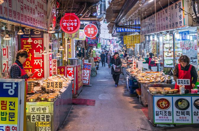 Namdaeum market Korea