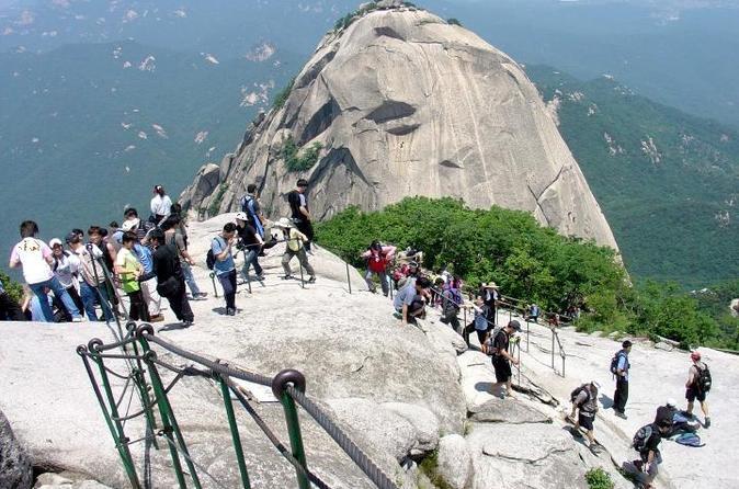 Mt Bukhan Seoul