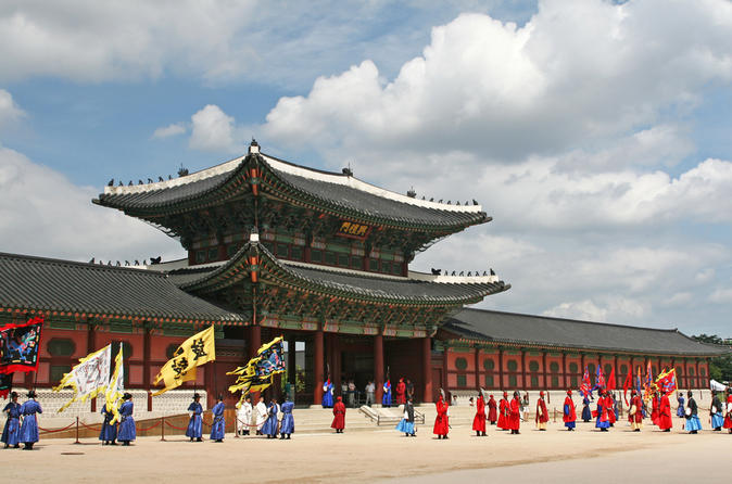 Cheong Wa Dae Korea