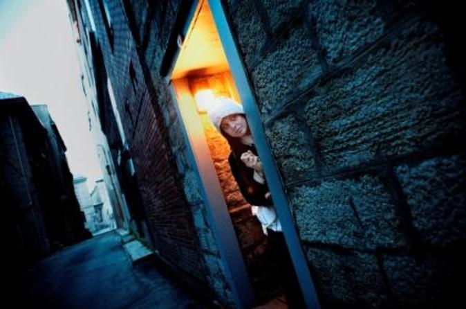 Ghost Walking tour Montreal