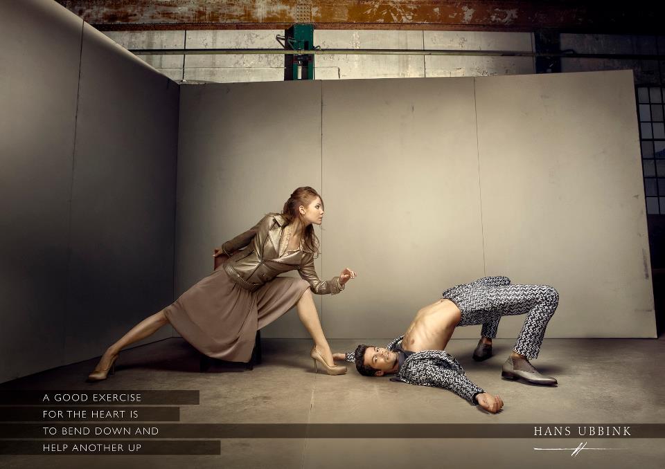 HoM for Hans Ubbink. Photographer Stephanie Pistel.