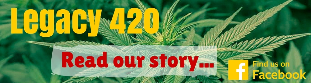 Advertisement - read about how one of the first Medical Marijuana dispensaries started up.