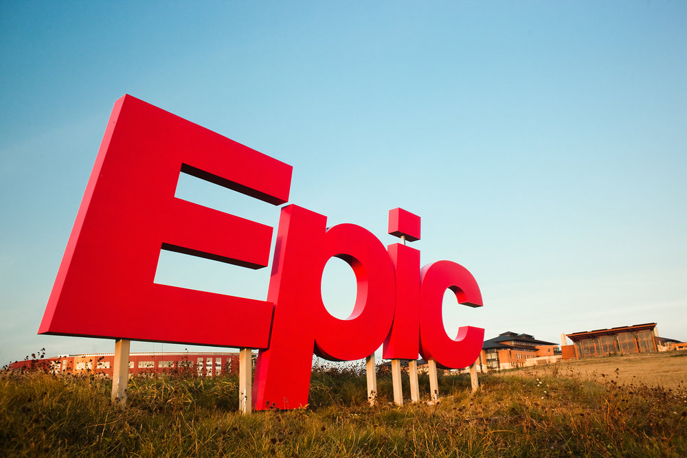 Epic Systems Campus - 1979 Milky Way, Verona, WI 53593Visitors can tour the sprawling campus and view works from Wisconsin & International artists.
