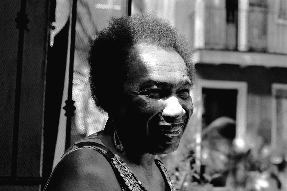 Voodoo Priestess Miriam - New Orleans, LA