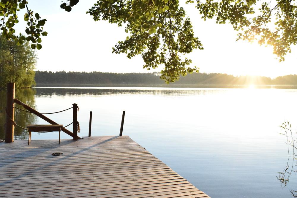 Loppi jarvi (Lake Loppi)
