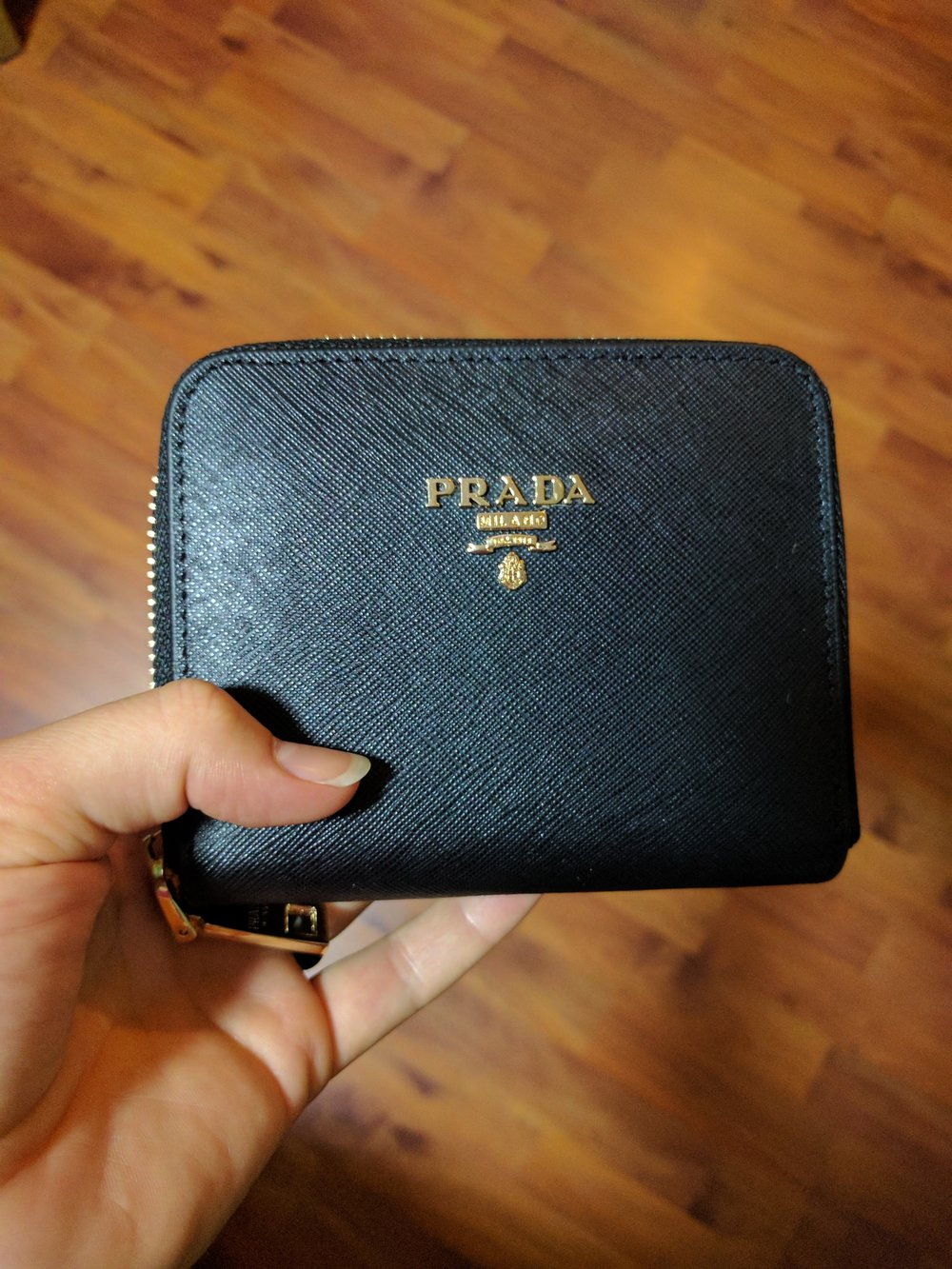 I picked up a Frada wallet for 150,000 dong, or $6.60. All of the Louis Vuitton bags I saw looked pretty legit too!