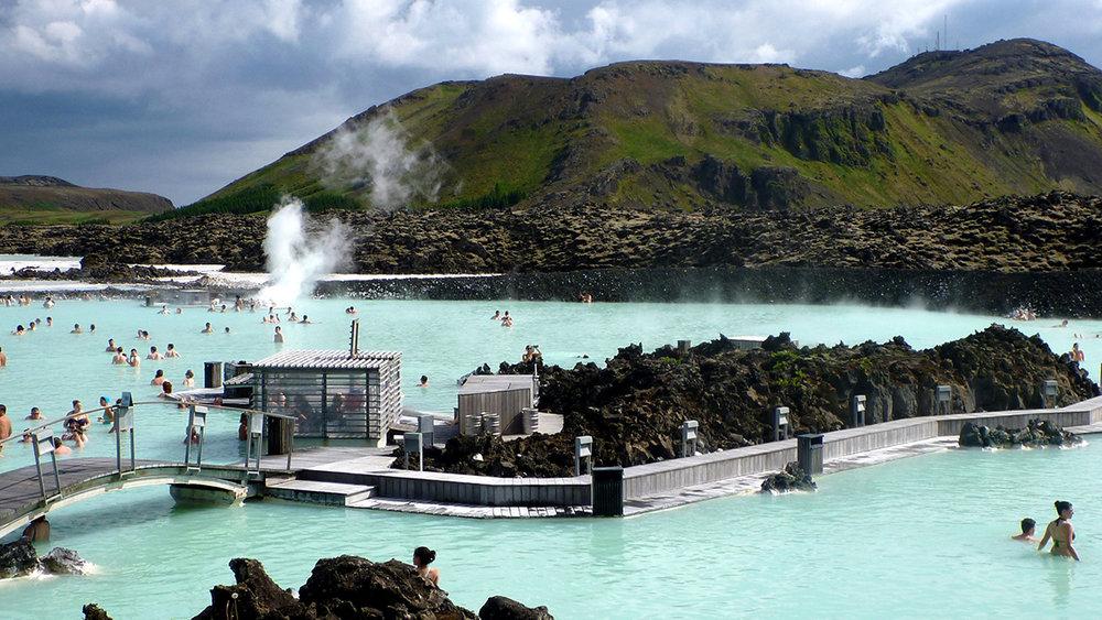 Iceland-geothermal-spas