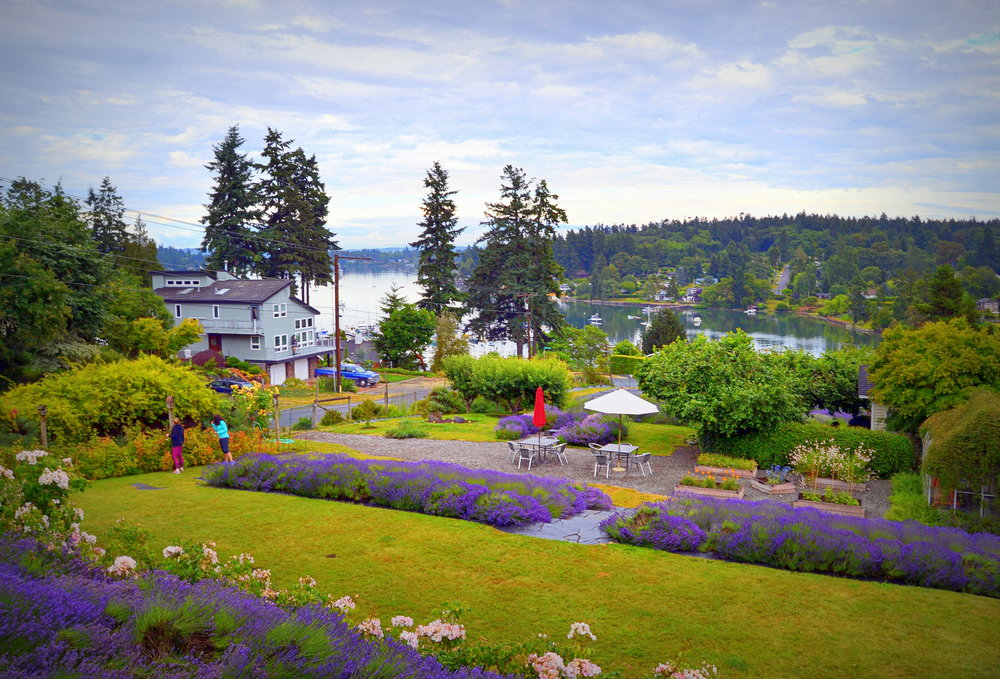 Vashon Island Return to Being Yoga Retreat