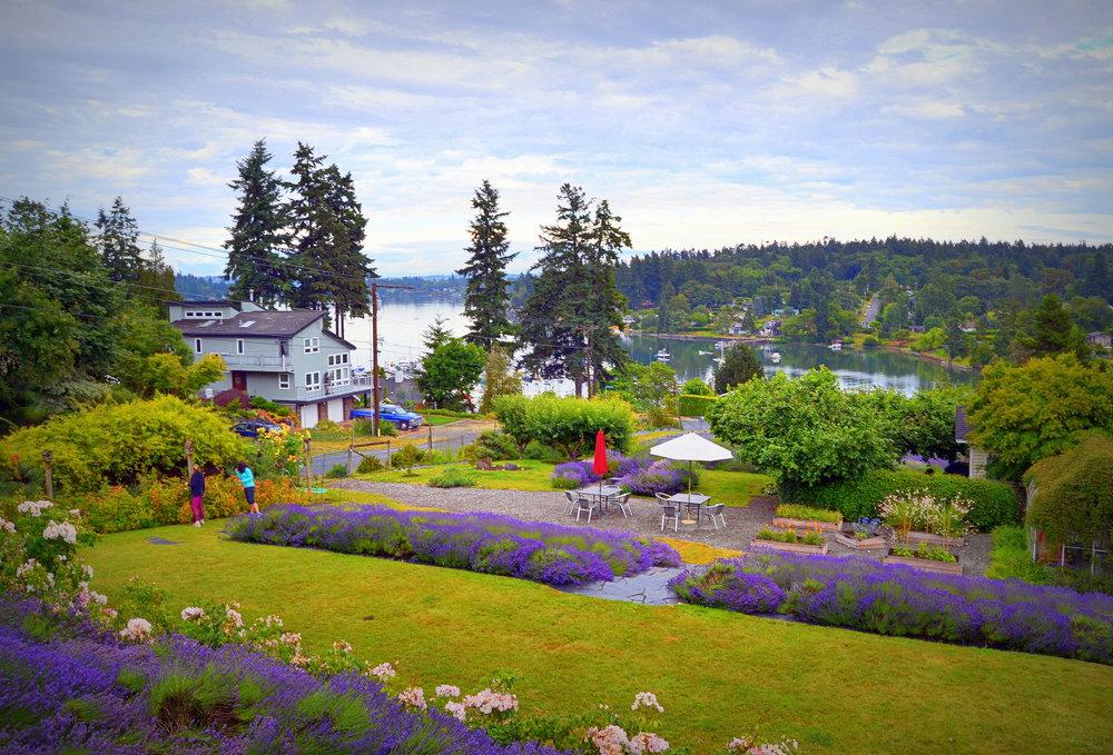 Vashon Island Return to Being Yoga Retreat
