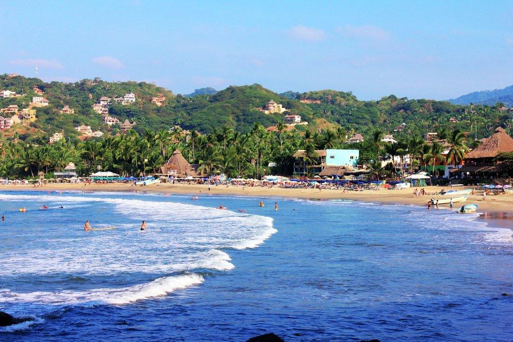 Sayulita Mexico Sun Sand and Siesta Yoga Retreat