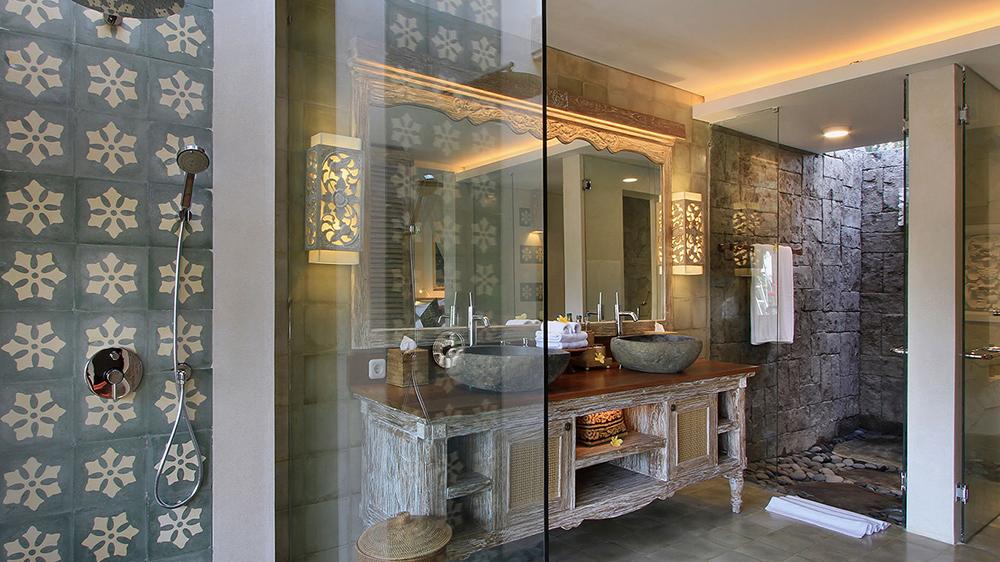 Udaya Resort Bathroom Ubud Bali