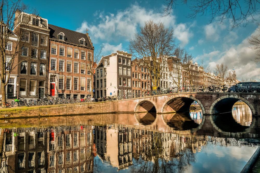 Amsterdam & Terschelling Island Life Yoga Retreat