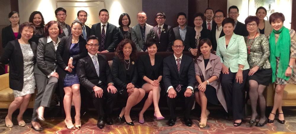 Prudential Hong Kong Ltd.   CEO Self & People Management via mindPower™ Leadership Program (Senior Management), 2015.
