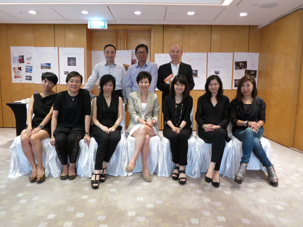 Wharf Estates Ltd.   Peak Performing Leadership Program (Senior Management), 2013