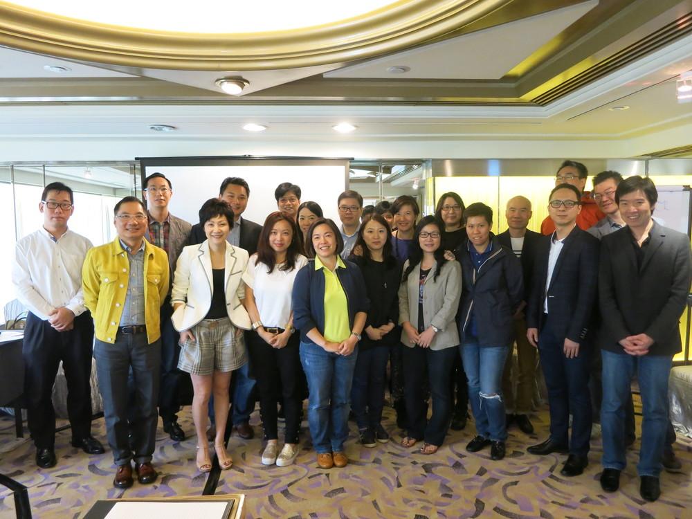 華敦集團   通過領袖源動力™的戰略研討會 (高級管理人員), 2014