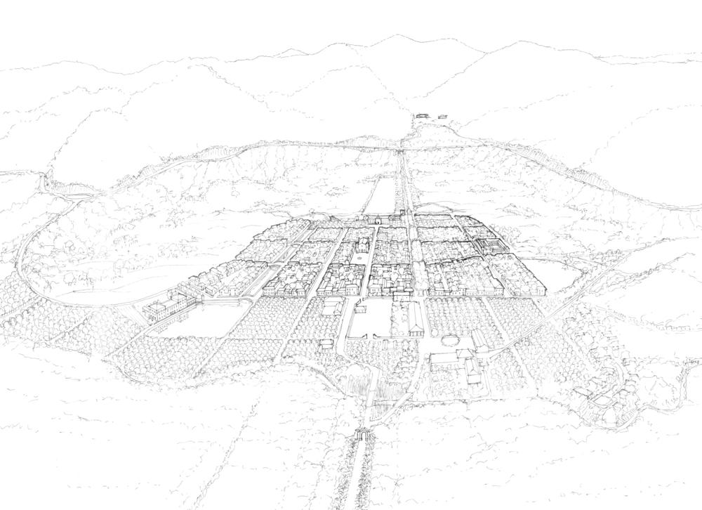 finca el portal aerial black and white.jpg