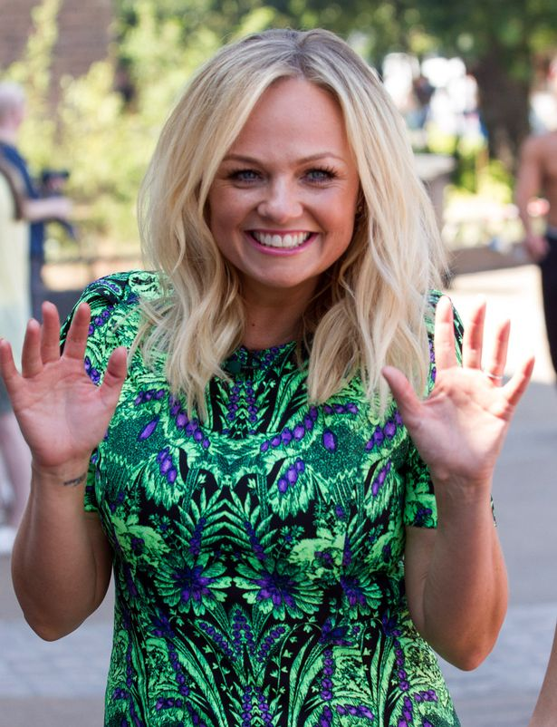 Emma Bunton could be your friend!