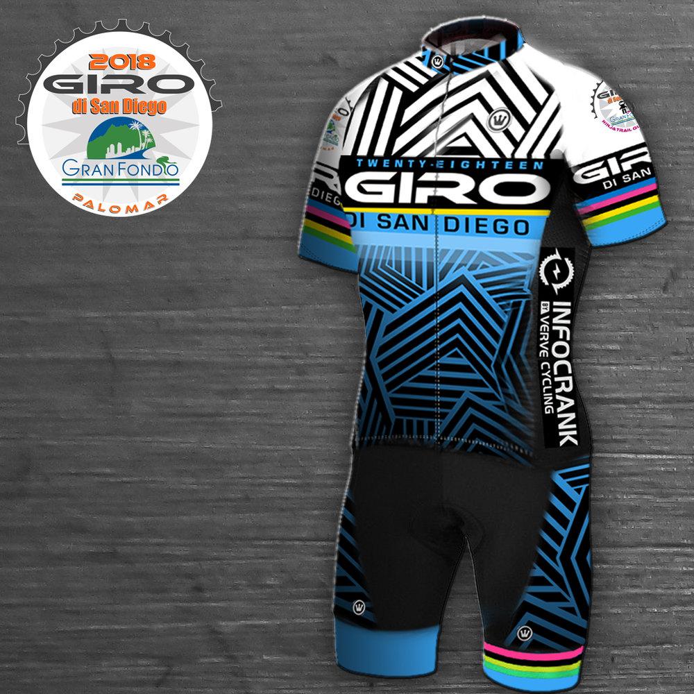 4a7b19950 2018 Giro Shorts Men s   Women s — Giro di San Diego GranFondo