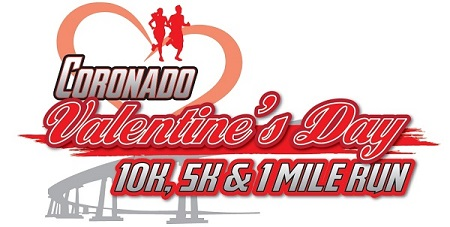 Valentines Day 10k 5k And 1 Mile Run