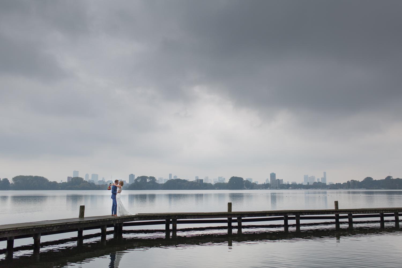 Trouwfotograaf Stadhuis Rotterdam Fotografia